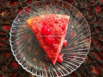 Cherry Poke Cake