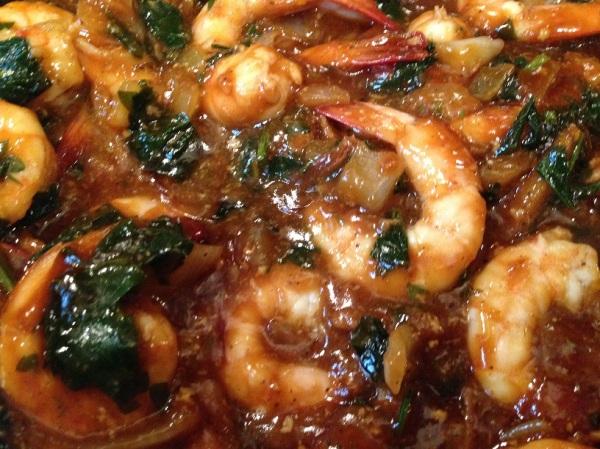Cajun Shrimp Stew