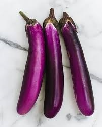 Filipino-Japanese eggplant